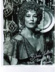 Barbara Shelley  Hand signed autograph